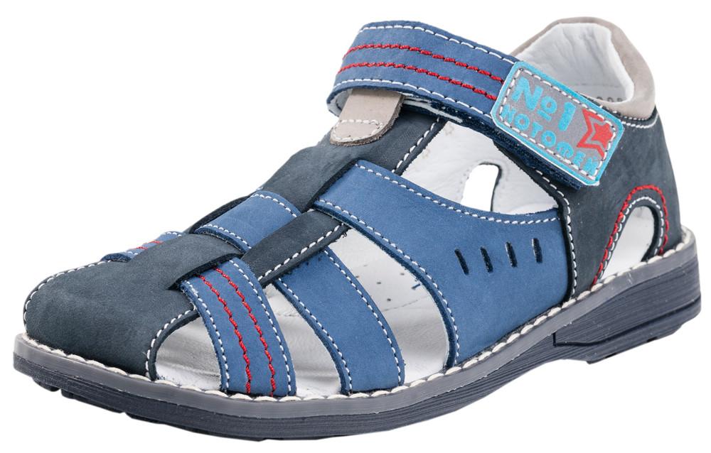 Детские туфли летние Kotf-522084-21