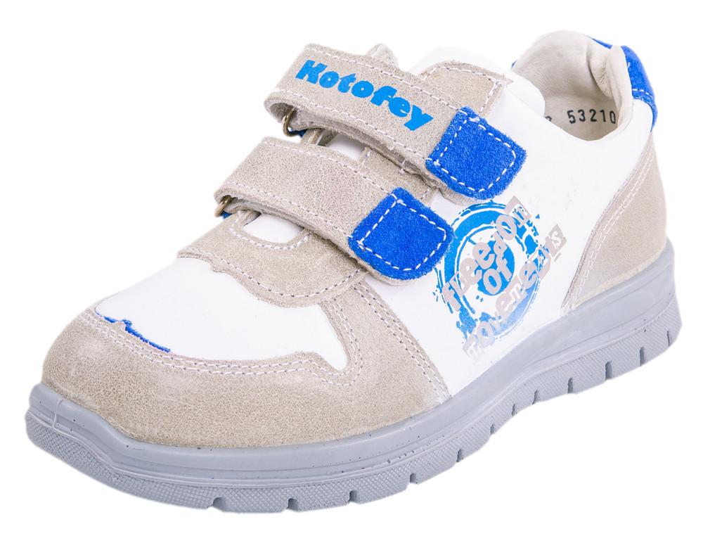 Детские туфли, полуботинки Kotf-532104-23