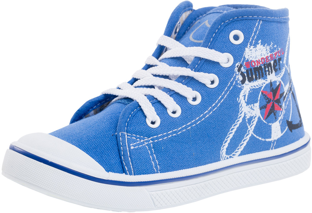 Детские кеды/текстильная обувь Kotf-541012-12