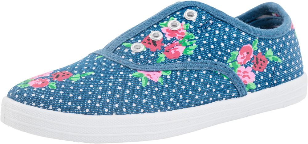 Детские кеды/текстильная обувь Kotf-541014-14