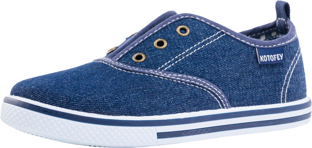 Детские кеды/текстильная обувь Kotf-541025-12