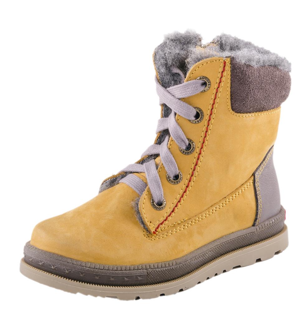 Детские ботинки и сапожки (шерстяной мех) Kotf-552025-41