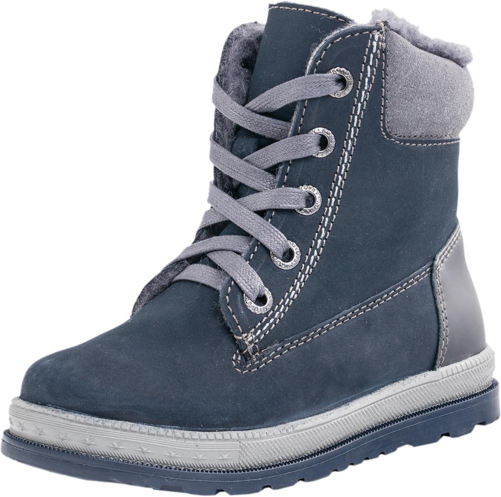 Детские ботинки и сапожки (шерстяной мех) Kotf-552025-47