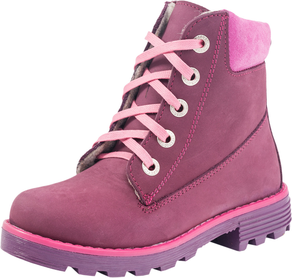 Детские ботинки и сапожки (байка) Kotf-552062-32