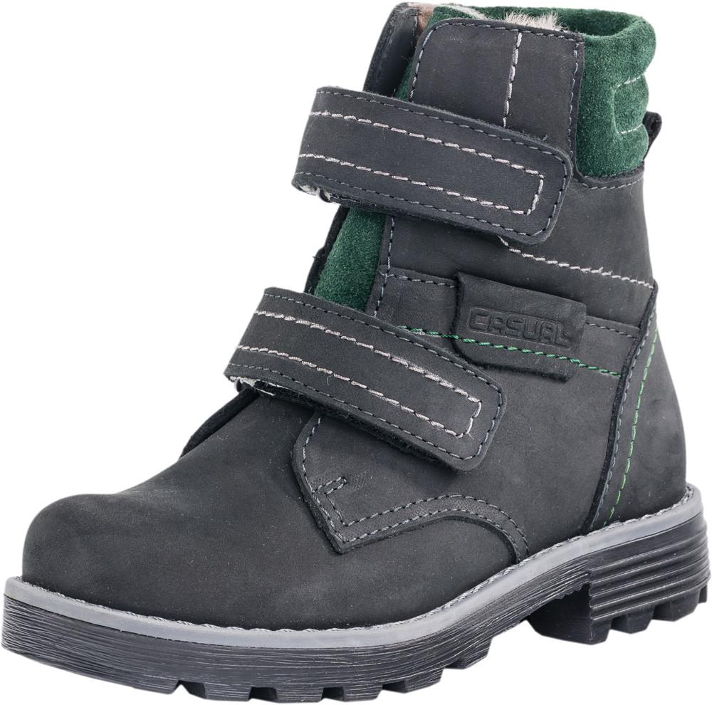 Детские ботинки и сапожки (натуральный мех) Kotf-552064-52