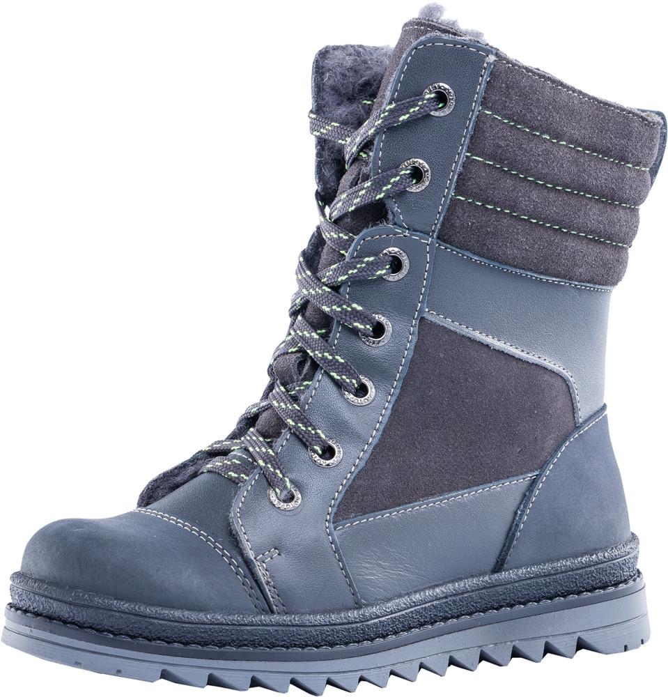 Детские ботинки и сапожки (шерстяной мех) Kotf-552073-42