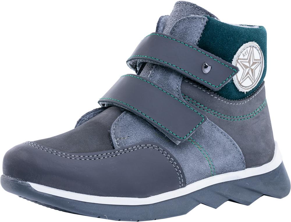 Детские ботинки и сапожки (байка) Kotf-552096-32
