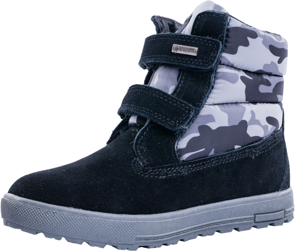 Детские ботинки и сапожки (шерстяной мех) Kotf-554031-42