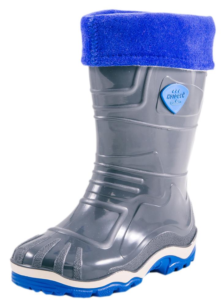Детские резиновая обувь Kotf-566096-11
