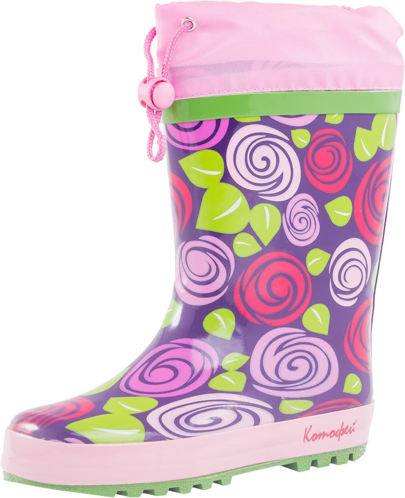 Детские резиновая обувь Kotf-566127-11