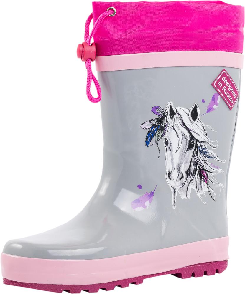 Детские резиновая обувь Kotf-566134-11