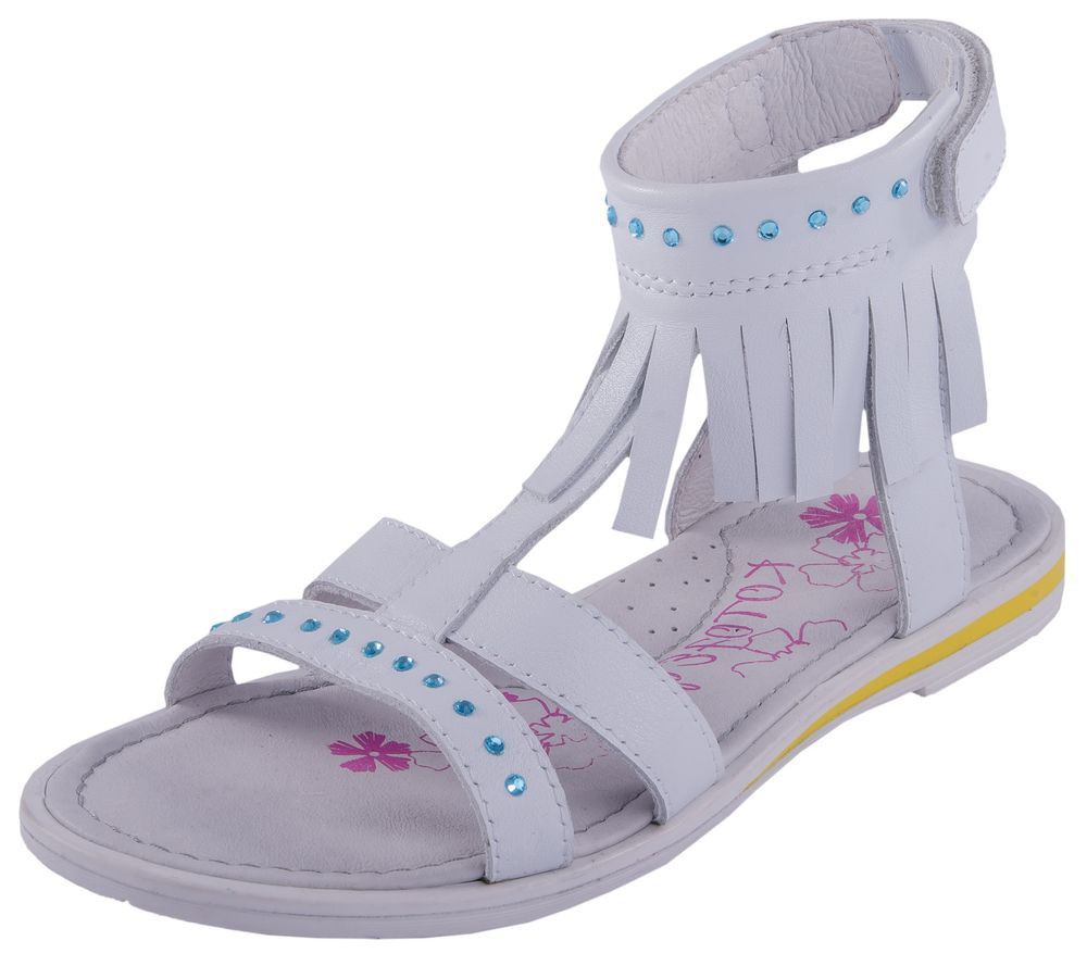 Детские туфли летние Kotf-622035-22