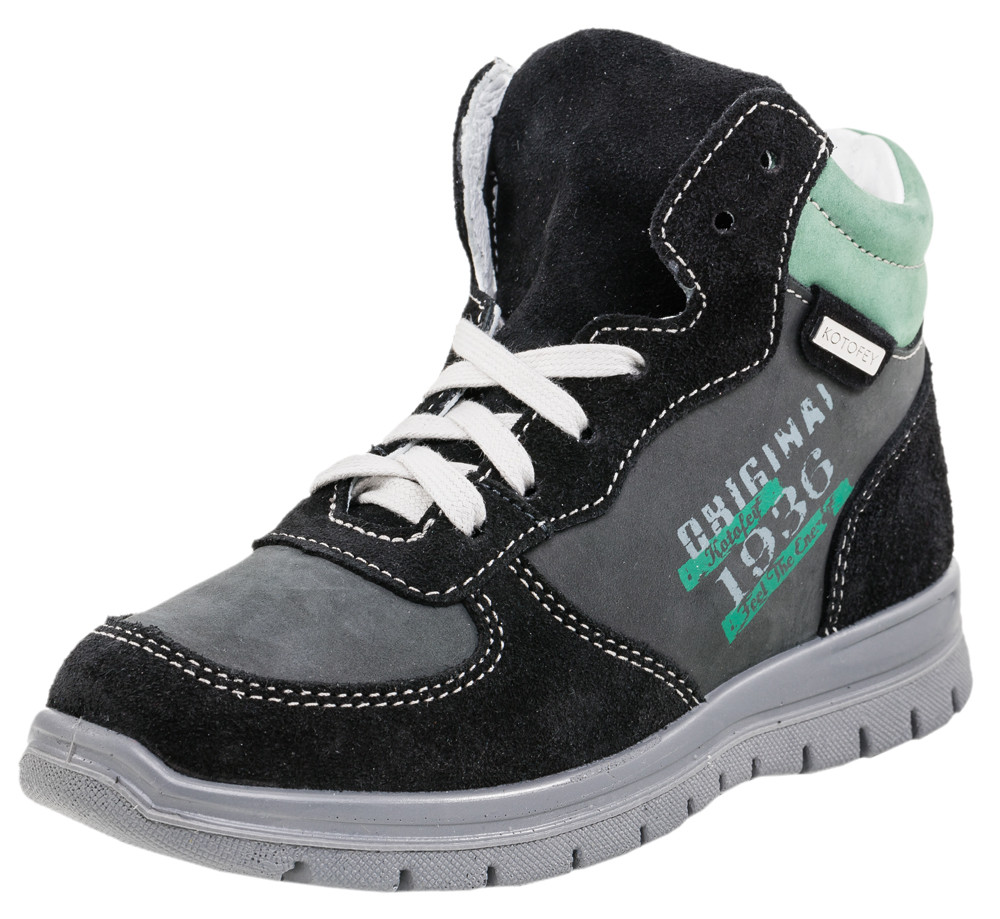 Детские ботинки и сапожки (кожподкладка) Kotf-652057-23