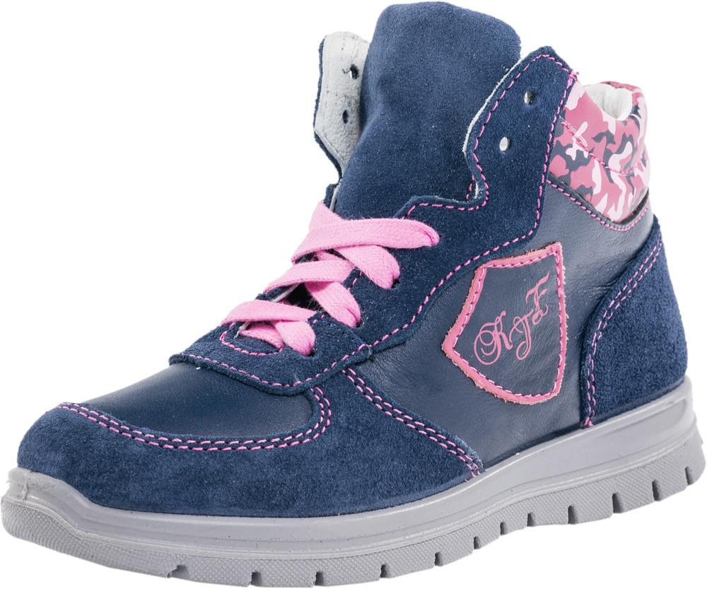 Детские ботинки и сапожки (кожподкладка) Kotf-652060-21