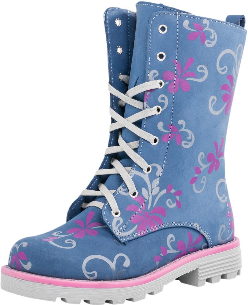 Детские ботинки и сапожки (натуральный мех) Kotf-652077-51