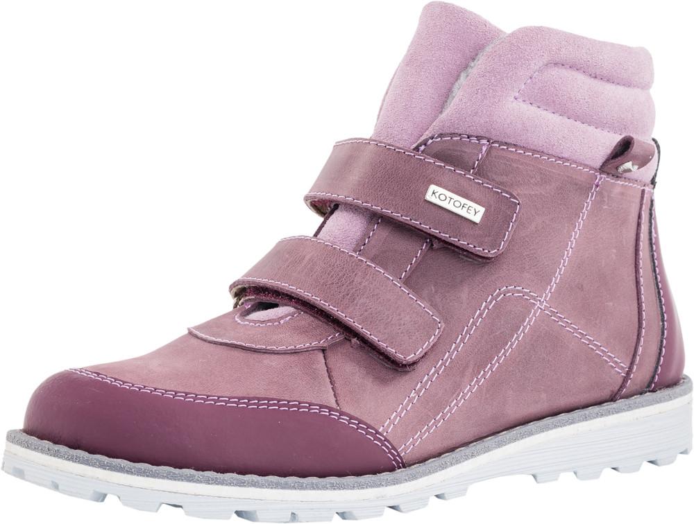 Детские ботинки и сапожки (байка) Kotf-652090-31