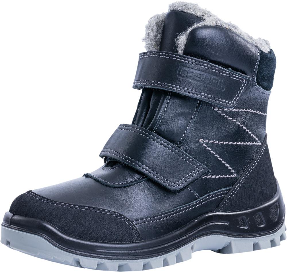Детские ботинки и сапожки (шерстяной мех) Kotf-652095-42