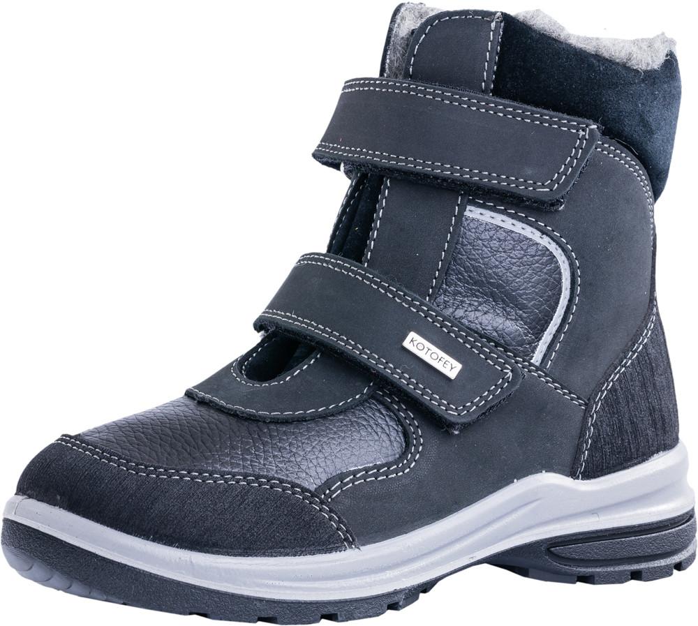 Детские ботинки и сапожки (шерстяной мех) Kotf-652098-42