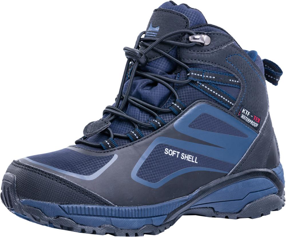 Детские ботинки и сапожки (шерстяной мех) Kotf-654028-41