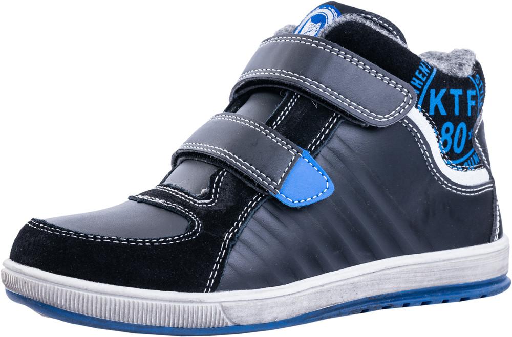 Детские ботинки и сапожки (байка) Kotf-654029-31