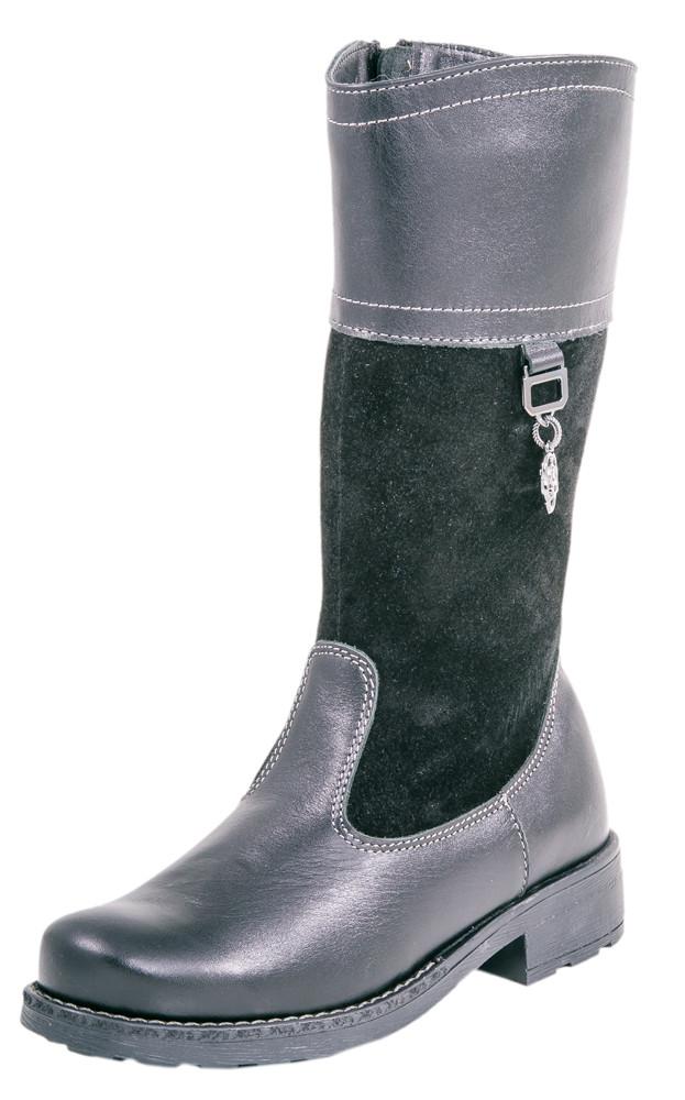 Детские ботинки и сапожки (натуральный мех) Kotf-662109-51