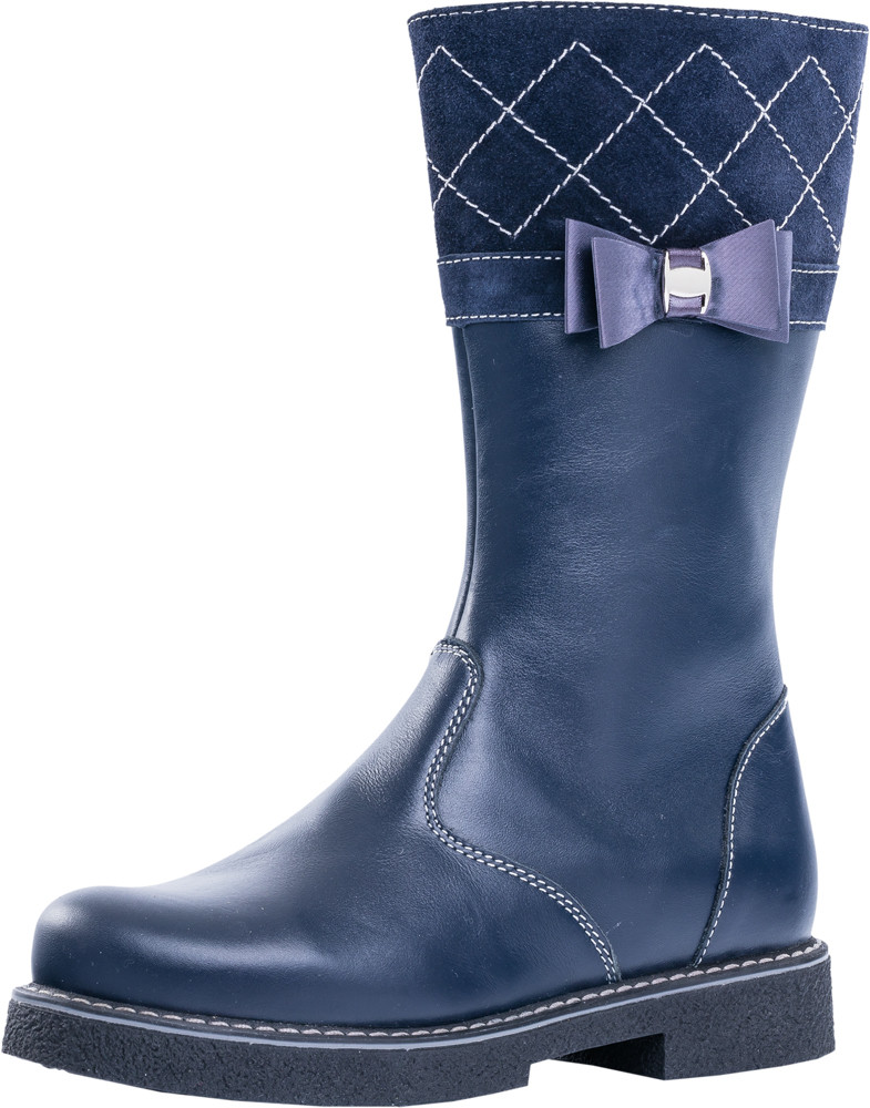 Детские ботинки и сапожки (натуральный мех) Kotf-662130-51