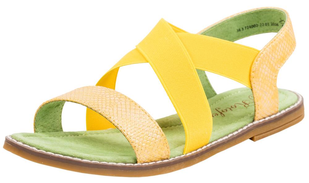 Детские туфли летние Kotf-724002-22