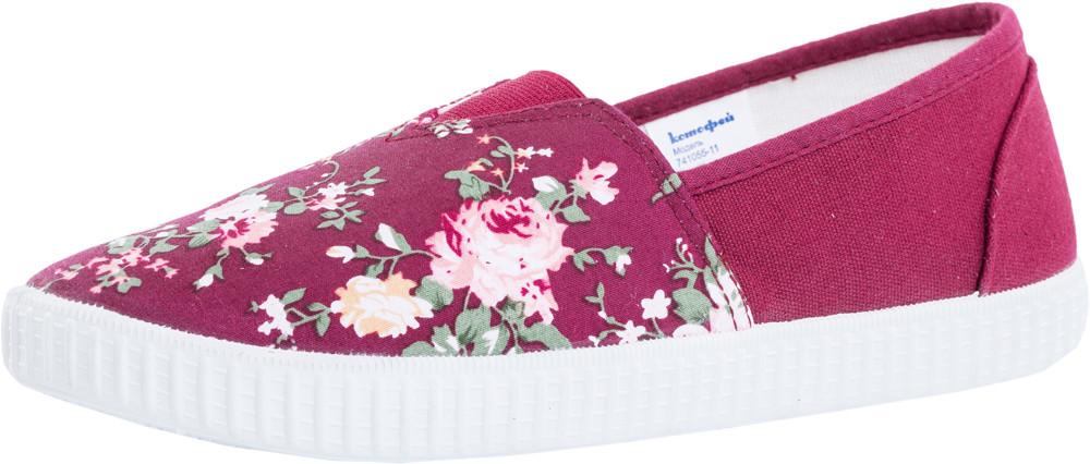 Детские текстильная обувь Kotf-741055-11