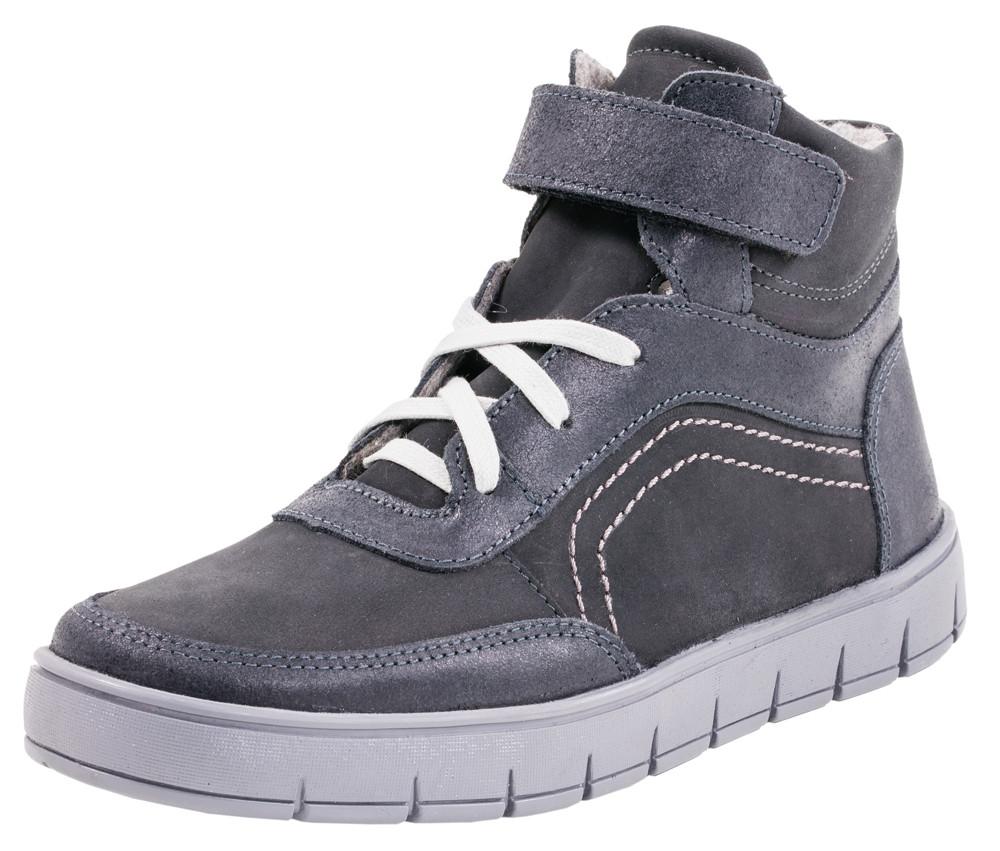 Детские ботинки и сапожки (байка) Kotf-752052-33