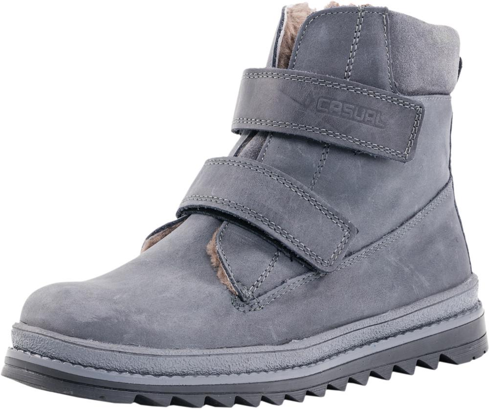 Детские ботинки и сапожки (натуральный мех) Kotf-752078-51