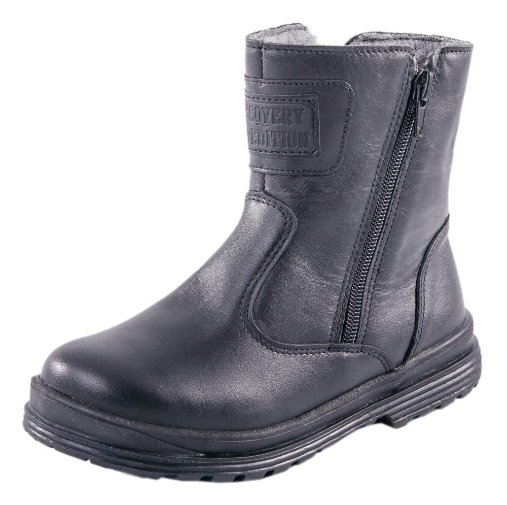 Детские ботинки и сапожки (шерстяной мех) Kotf-762018-41