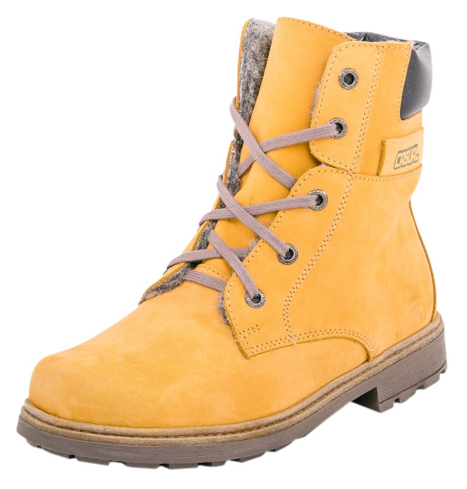 Детские ботинки и сапожки (шерстяной мех) Kotf-952004-42