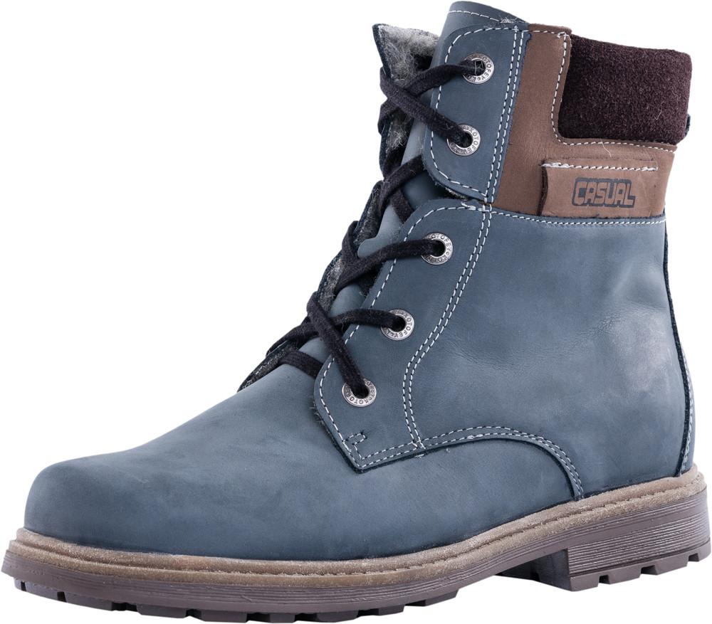 Детские ботинки и сапожки (шерстяной мех) Kotf-952004-43