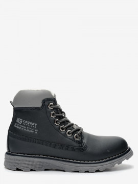 Ботинки детские (для мальчиков) 288350/01-03 без рядов
