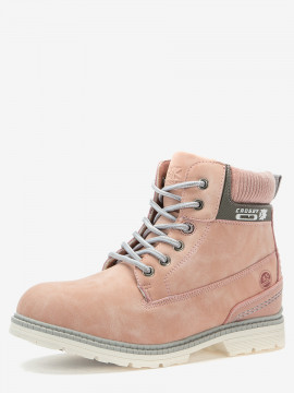 Ботинки детские (для девочек) 298303/01-03 без рядов