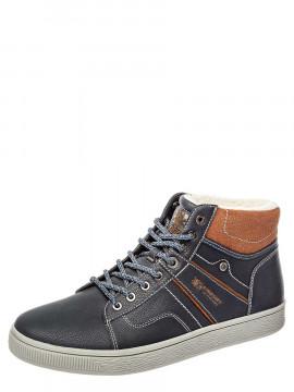 Ботинки подростковые (для мальчиков) 488175/01-02 без рядов