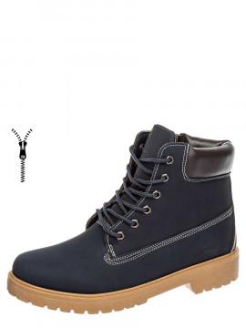 Ботинки подростковые (для мальчиков) 488182/01-05 без рядов